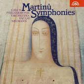 Bohuslav Martinů/Václav Neumann - Symfonie /Symphonies (3CD)