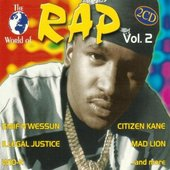 Various Artists - World Of Rap Vol. 2