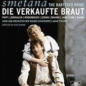 Smetana, Bedrich - SMETANA Bartered Bride Popp DVD-VIDEO