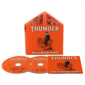 Thunder - Please Remain Seated (2CD, 2019)