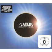 Placebo - Battle For The Sun (Limited CD+DVD, 2009)