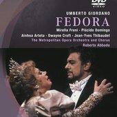 Giordano, Umberto - GIORDANO Fedora R.Abbado DVD-VIDEO