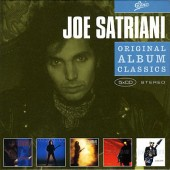 Joe Satriani - Original Album Classics (5CD, 2008)