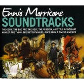 Ennio Morricone - Soundtracks (2CD, 2009)