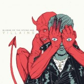 Queens Of The Stone Age - Villains /O-Card (2017)