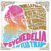 Various Artists - Psychedelia - A 50 Year Trip (2016)