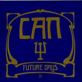 Can - Future Days - 180 gr. Vinyl