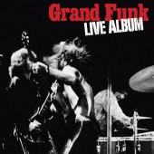 Grand Funk Railroad - Live Album (Limited Edition 2017) – 180 gr. Vinyl