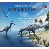 Sir Arthur Conan Doyle - Ztracený svět (Audiokniha)