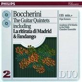 Boccherini, Luigi - Boccherini The Guitar Quintets, Pepe Romero