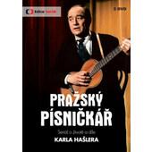 Film/Seriál ČT - Pražský písničkář: Osudy Karla Hašlera (5DVD, 2019)
