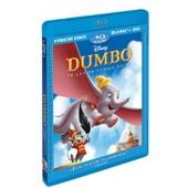 Film / Animovaný - Dumbo/ Blu-ray + DVD (Combo Pack)
