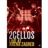 2 Cellos - Live At Arena Zagreb (DVD, 2013)