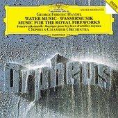 Handel, Georg Friedrich - HANDEL Wassermusik Orpheus Chamber