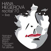 Hana Hegerová - Recitál '70 /Live (2015)