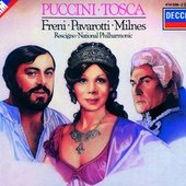 Puccini, Giacomo - Puccini Tosca Mirella Freni