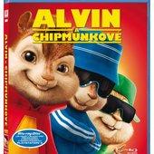 Film/Rodinný - Alvin a Chipmunkové/BRD