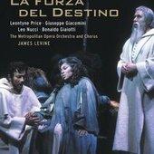 Verdi, Giuseppe - VERDI Forza del destino Levine DVD-VIDEO