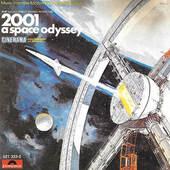 Soundtrack - 2001: A Space Odyssey / 2001: Vesmírná odysea (OST, Edice 1986)