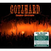 Gotthard - Homegrown - Alive In Lugano (CD+DVD, 2011)