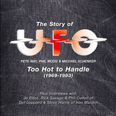 UFO - Too Hot To Handle 1969-1993
