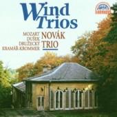Novákovo Trio - Mozart, Kramář, Dušek, Družecký: Dechová Tria (1994)