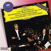 Beethoven, Ludwig van - BEETHOVEN Piano Concertos 1 + 3/Benedetti Michelan