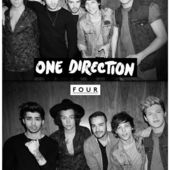 One Direction - Four (Deluxe edition DVD size)