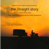Soundtrack - Straight Story / Příběh Alvina Straighta (Music From The Motion Picture, 1999)