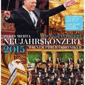 Vídeňští filharmonici - Novoroční Koncert 2015 (DVD)