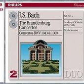 Marriner, Sir Neville - J.S. Bach Brandenburg Concertos 1 - 6 Sir Neville