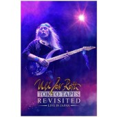 Uli Jon Roth - Tokyo Tapes Revisited – Live In Japan (DVD + 2CD, 2016) DVD+2CD