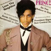 Prince - Controversy (Edice 1984)