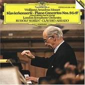 Wolfgang Amadeus Mozart - Klavierkonzerte No. 9 17 Serkin