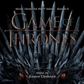 Soundtrack - Game Of Thrones: Season 8 (Selections from the HBO Series The Iron Throne Version, 2019) – Vinyl