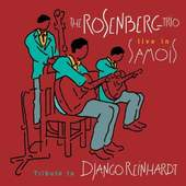 The Rosenberg Trio - Tribute to Django Reinhardt