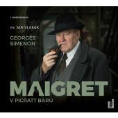 Georges Simenon - Maigret v Picratt Baru (MP3, 2018)