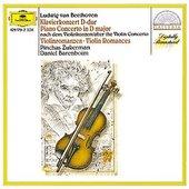 Beethoven, Ludwig van - BEETHOVEN Klavierkonzert D-dur Barenboim Zukerman