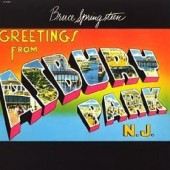 Bruce Springsteen - Greetings From Asbury Park, N. J. (1991)