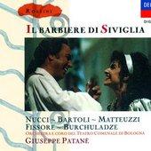 Rossini, Gioacchino - Rossini Il barbiere di Siviglia Nucci/Bartoli/Matt