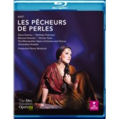 Georges Bizet / Diana Damrau - Lovci Perel/Les Pecheurs De Perles (Blu-ray)