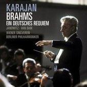 Brahms, Johannes - BRAHMS Deutsches Requiem Karajan DVD-VID