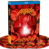 Anthrax - Chile on Hell (Blu-ray+ 2CD)