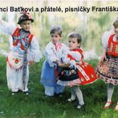 Sourozenci Baťkovi - Písničky Františka Třetiny (Kazeta)