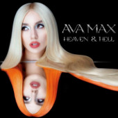 Ava Max - Heaven & Hell (Limited Orange Vinyl, 2020) - Vinyl