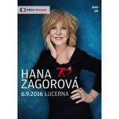 Hana Zagorová - 70 (DVD+CD, 2016) DVD OBAL