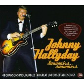 Johnny Hallyday - Souvenirs, Souvenirs – 48 Great Unforgettable Songs (2CD, 2016)