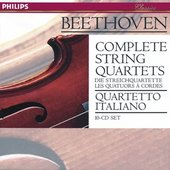Beethoven, Ludwig van - Beethoven The Complete String Quartets Quartetto I