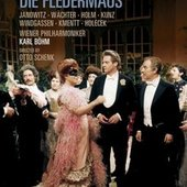 Karl Böhm - STRAUSS Fledermaus Böhm DVD-VIDEO