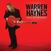Warren Haynes - Man In Motion (Edice 2016) - Vinyl